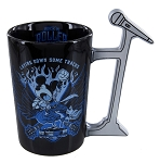 Disney Coffee Mug - Rock n Roller Coaster - Mickey Gutair