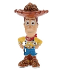 Disney Arribas Figurine - Woody - Jeweled Mini