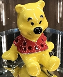 Disney Arribas Figurine - Winnie the Pooh - Jeweled Mini