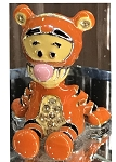 Disney Arribas Figurine - Tigger - Jeweled Mini