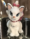 Disney Arribas Figurine - Marie - Jeweled Mini