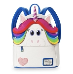 Disney Loungefly Backpack - Rainbow Unicorn - Inside Out