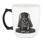 Disney Coffee Mug - Darth Vader - Star Wars - White