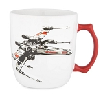 Disney Coffee Mug - X-wing Starfighter - Star Wars