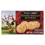 Disney Goofy Candy Co. - Mickey Shortbread Rounds Cookies - 2 oz