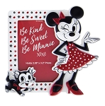 Disney Photo Frame Magnet - Be Kind Be Sweet Be Minnie