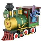 Disney Pullback Toy - Stitch in Train