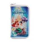 Disney Clutch Bag - The Little Mermaid - VHS Case Cover