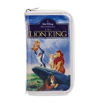 Disney Clutch Bag - The Lion King - VHS Case Cover
