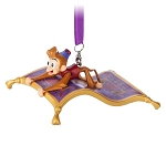 Disney Figurine Ornament - Abu and Magic Carpet - Aladdin