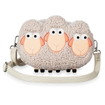 Disney Loungefly Crossbody Bag - Billy, Goat, and Gruff - Toy Story
