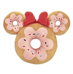 Disney Plush Pillow - Minnie Mouse Donut