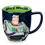 Disney Coffee Mug - Buzz Lightyear Portrait - Space Ranger