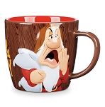 Disney Coffee Mug - Grumpy Portrait - Tired and Grumpy