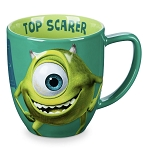 Disney Coffee Mug - Mike Wazowski Portrait - Top Scarer