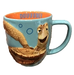 Disney Coffee Mug - Crush Portrait - Duuuude