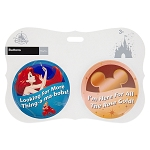Disney Souvenir Button Set - Ariel and Rose Gold - Set of 2