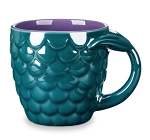 Disney Coffee Mug - Ariel Fin - The Little Mermaid