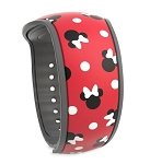 Disney Magic Band 2 - Minnie Mouse Bow Icon and Dots