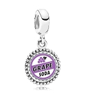 Disney Pandora Charm - Grape Soda Cap - Up