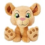Disney Plush - Nala Big Feet - Medium - 10