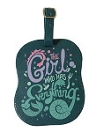 Disney Luggage Bag Tag - Ariel - The Girl Who Has Everything