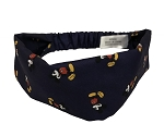 Disney Stretch Headband - Mickey Mouse Print - Blue