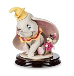 Disney Giuseppe Armani Figure - Dumbo and Timothy Mouse