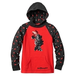 Disney Hoodie Sweatshirt for Girls - Minnie Mouse Reversible Sequin