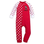 Disney Coverall for Baby - Minnie Mouse Dot - Walt Disney World
