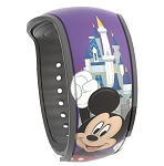 Disney Magic Band 2 - Mickey Mouse with Castle - 2019 Passholder