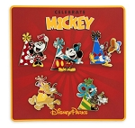 Disney Pin Trading Booster Set - Mickey Mouse and Friends Celebrate