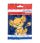 Disney Mystery Pin Pack - Disney Cuties - 5 Random