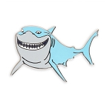 Disney Finding Nemo Pin - Bruce Shark