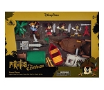 Disney Figurine Set - Pirates of the Caribbean Figurine Play Set