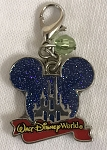 Disney Dangle Charm - Charmed in the Park - My First Visit