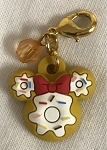 Disney Dangle Charm - Charmed in the Park - Minnie Mouse Donut