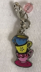Disney Dangle Charm - Charmed in the Park - Mad Tea Party