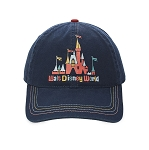 Disney Hat - Baseball Cap - Fantasyland Castle - Most Magical Place