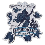 Disney Magnet - Beach Club Resort - Mermaid at Heart