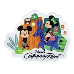 Disney Magnet - Disney's Contemporary Resort