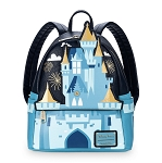 Disney Loungefly Backpack - Castle - Walt Disney World