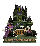 Disney Countdown Calendar - 2019 Halloween - Mickey and Minnie Mouse