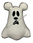 Disney Throw Pillow - Halloween Mickey Mouse Ghost