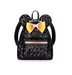 Disney Loungefly Backpack - Halloween - Mickey Mouse Pumpkin