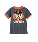Disney Shirt for Child - Halloween - Mickey Mouse Fang Club