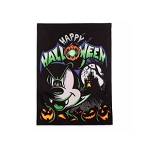 Disney Yard Flag - Happy Halloween - Vampire Mickey Mouse