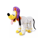 Disney Halloween Plush -  Pluto Mummy - 10