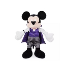 Disney Halloween Plush -  Mickey Mouse Vampire - 12