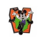 Disney Halloween Pin - Mickey Mouse Vampire